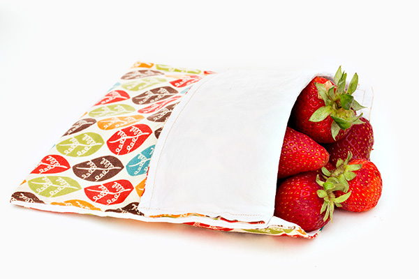 Ditching The Disposables Reusable Fabric Snack Bags Review Do