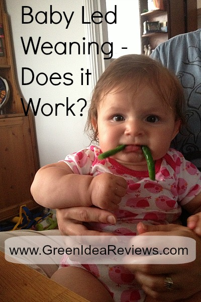 Baby Led Weaning - Does it Work?