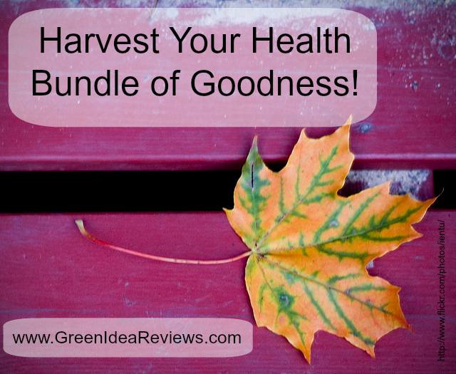 Harvest Your Health Bundle of Goodness from Green Idea Reviews