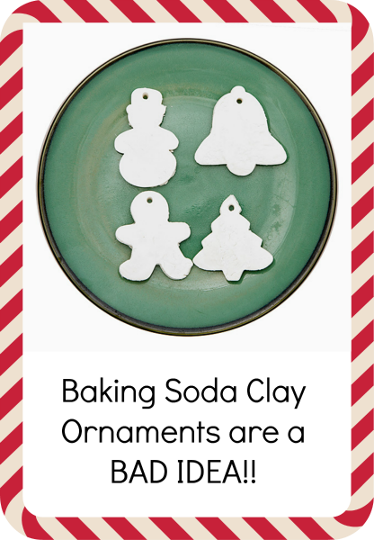 Homemade Baking Soda Clay Ornaments Review – Does it Work?